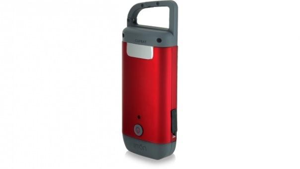 Eton Flashlight, American Red Cross Clipray, Power Crank