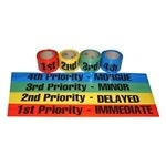 MAYDAY Triage Tape, Set of 4