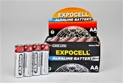 Batteries, Size AA, 1 Pair