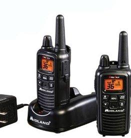 Midland Radios, GMRS 2-Way, 30-Mile Range, Waterproof