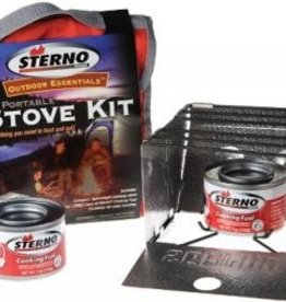 Liberty Mountain Stove Kit, Sterno