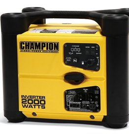Champion Generator, 2000 Watt Inverter, Champion