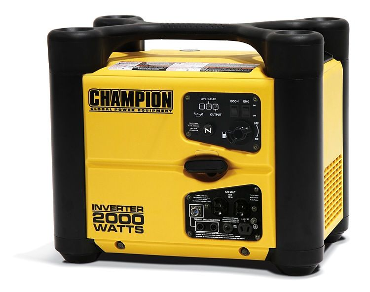 Champion Generator, 2000 Watt Inverter, Champion