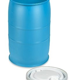 Rhino Water Container, HDPE  55 gallon