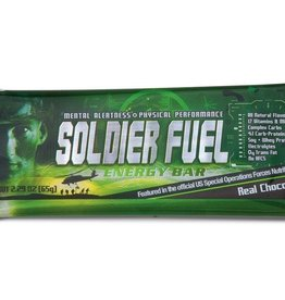 Meal Kit Supply Fuel Bar, Chocolate, Soldier, Box of 15