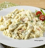 Mountain House Pouch Meals, Chicken Alfredo, Mountain House