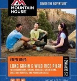 Mountain House Pouch Meals, Wild Rice and Mushroom Pilaf, Mountain House