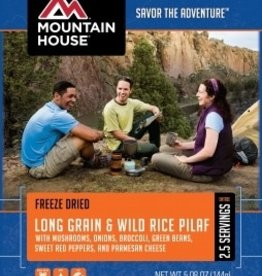 Mountain House Pouch Meals, Wild Rice & Mushroom Pilaf