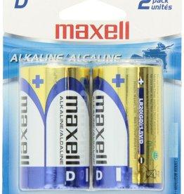 Newtek Supply Inc. Battery, Size D, Alkaline