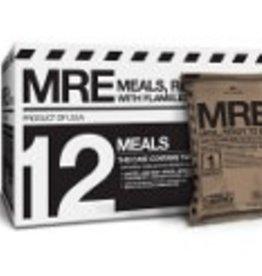 Meal Kit Supply MRE Kit, 12 Meals