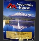 Liberty Mountain Pouch Meals, Grilled Chicken Breast with Mashed Potatoes, 2 Servings, Mountain House