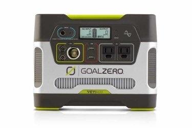 Goal Zero Power Pack, Yeti 400 Watt, with Inverter, Goal Zero