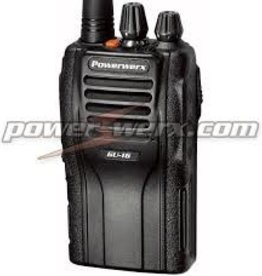 Powerwerx Radio, 2 Way FRS/GMRS/Repeater Tunable