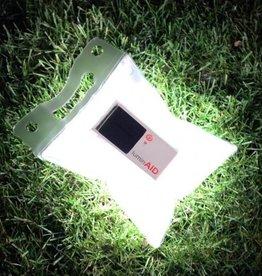 Luminaid Solar Light, LED, Inflatable, LuminAid