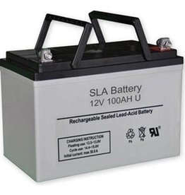 Power Patrol Battery, 100 amp/hr, Power Patrol