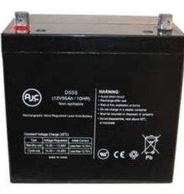 Power Patrol Battery, 55 amp/hr, Power Patrol
