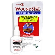 MAYDAY Wound Seal, Rapid Response