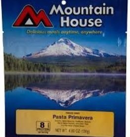 Mountain House Freeze Dried Meals, Pouch, Pasta Primavera
