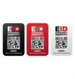 ECOS EID E-ID Sticker, 3 pack