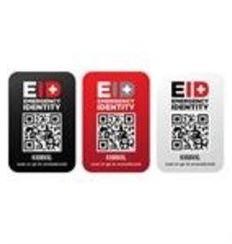 ECOS EID E-ID Sticker, 3 pack