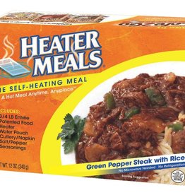 MAYDAY Heater Meal Green Pepper Steak