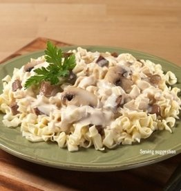 Mountain House Canned Meals, Beef Stroganoff
