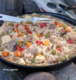 Mountain House Canned Meals, Chicken Fried Rice