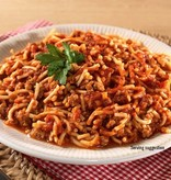 Liberty Mountain Canned Meals, #10, Spaghetti with Meat Sauce, Mountain House