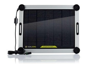 Goal Zero Solar Charger, Trickle, Maintainer 10, Goal Zero
