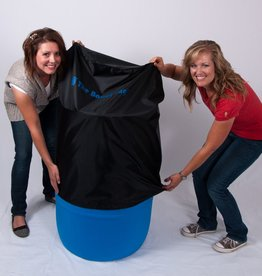 The Barrel Bag Barrel Cover Black