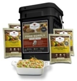 Wise Freeze Dried Meals, 60 Servings