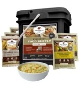 Wise Pouch Meals, Entrees, 84 Servings