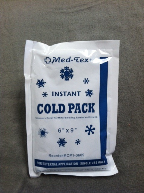 MAYDAY Ice Pack, Instant, 6 in. x 9 in.
