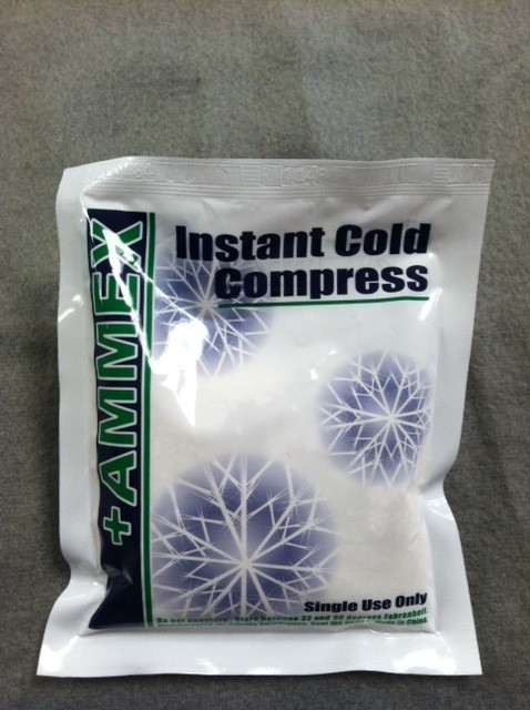 MAYDAY Ice Pack, Instant, 5 in. x 6 in.