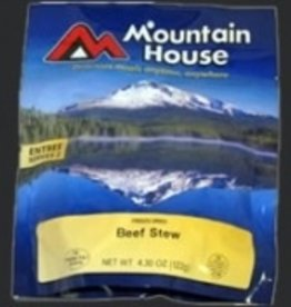 Mountain House Freeze Dried Meals, Pouch, Beef Stew