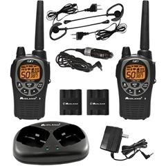 Midland Radios, GMRS 2-Way, 36-Mile Range, Waterproof, Midland