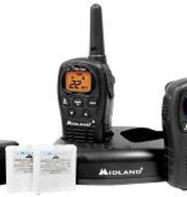 Midland Radios, GMRS 2-Way, 18-Mile Range
