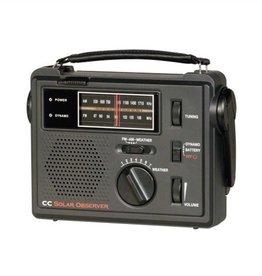 Newtek Supply Inc. Radio, Wind Up/Solar