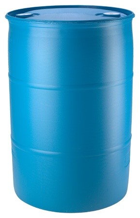 Rhino Water Container, HDPE  55 gal.