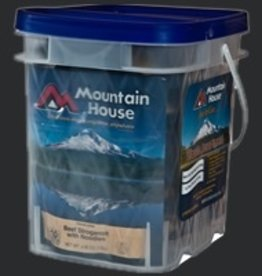 Liberty Mountain Pouch Meals, Classic Bucket
