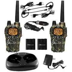 Midland Radios, GMRS 2-Way, 36-Mile Range, Waterproof, Camouflage