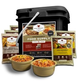 Liberty Mountain Pouch Meals, Grab & Go Bucket