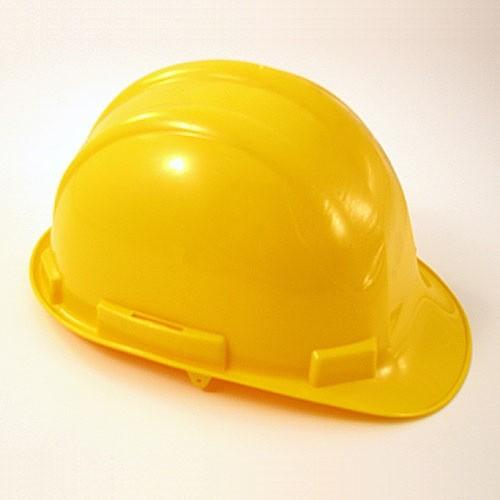 MAYDAY Hard Hat, Yellow, Ratchet Adjustment