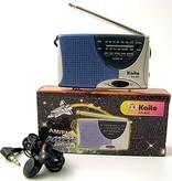 MAYDAY Radio, AM/FM Transistor with Speaker