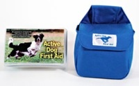 Pet-Pac Pet-Pac, Active Dog First Aid Kit Soft Bag