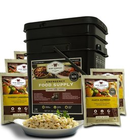 Wise Pouch Meals, Entrees, 120 Servings