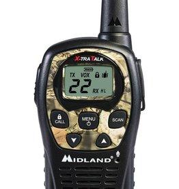 Midland Radios, GMRS 2-Way, 24-Mile Range