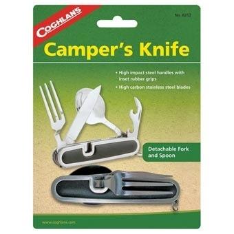 Coghlan's Knife, Campers, Coghlans
