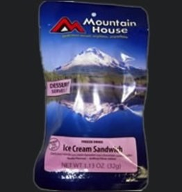 Mountain House Pouch Meals, Ice Cream Sandwich