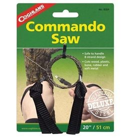 Coghlan's Saw, Commando